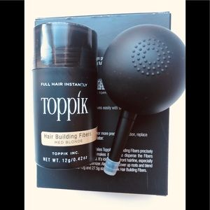 NEW!! Toppik Hair Building Fibers.